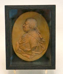 Lücke, Johann Friedrich, d. J. (zugeschrieben): Herausragende Wachsbossierarbeit