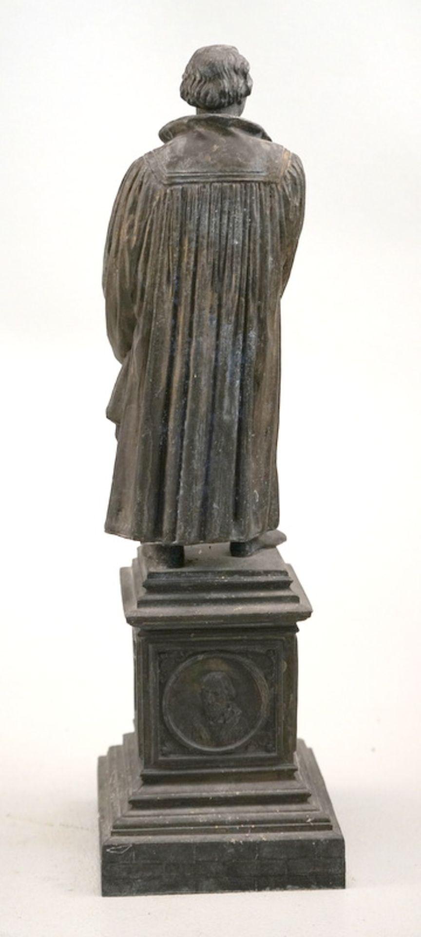 Martin Luther Skulptur nach dem Denkmal von E. Rietschel in Worms - Image 2 of 2