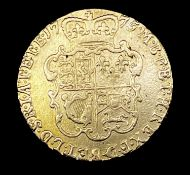 Great Britain Gold Guinea 1775 Condition: please request a condition report if you require