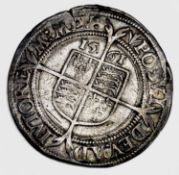 Elizabeth I 1561 Sixpence. Nice grade. Condition: please request a condition report if you require