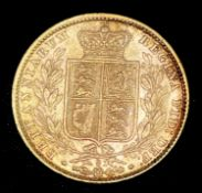 Great Britain Gold Sovereign 1878 Shield Back. Sydney Mint. Condition: please request a condition