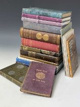 Coin Reference Books and Catalogues - United Kingdom and Ireland. A box containing 18 works.
