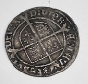 Henry VIII 1526-44 Second Coinage Groat, mm Rose, Nice grade. Condition: please request a