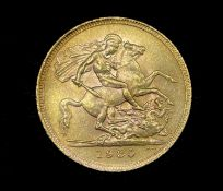 Great Britain Gold Sovereign 1930 A Unc George V Condition: please request a condition report if you