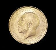 Great Britain Gold Sovereign 1925 EF George V Condition: please request a condition report if you