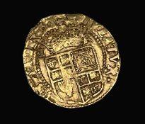 Great Britain Gold Half Crown James I Coronet Mint mark. 1607 - 1609 period. Condition: please