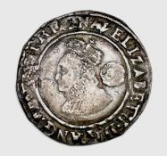 Elizabeth I, Sixpence 1965. F - Good detail. Condition: please request a condition report if you