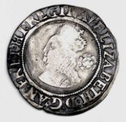 Elizabeth I 1561 Sixpence F. Condition: please request a condition report if you require