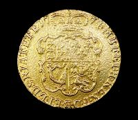 Great Britain Gold Guinea 1774 Condition: please request a condition report if you require