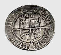 Elizabeth I, Sixpence 1567 F Condition: please request a condition report if you require