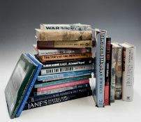 Military Naval Reference Books and Military Campaigns, etc (x28). Lot comprises two boxes: Box 1.