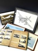 Military Aircraft Second World War and later by Frank Wootton and Keith Woodcock (x7). Comprising: