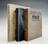 Arthur Rackham - Siegfried and the Twilight of the Gods 1924, Arthur Rackham - Snowdrop and other