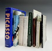 ART INTEREST. 'A Life of Picasso,' by John Richardson, two vols, unclipped dj's, Jonathan Cape,