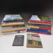 ART INTEREST. Twenty-five art books including 'The Evolution of an American Impressionist,' 'The
