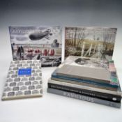 ART INTEREST. 'Ravilious in Pictures,' four volumes, 'A Travelling Artist,' 'Sussex and the