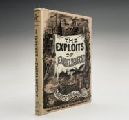 MAURICE RICHARDSON. 'The Exploits of Engelbrecht.' First edition, orig cloth, pictorial dusthacket