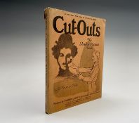 G F SCOTSON-CLARK. 'Cut-Outs.' The Shadow Picture Book. 23 0f 24 cut-outs which have been cut out.