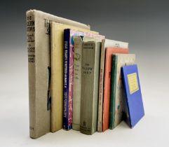 STREATFEILD, NOEL, Harlequinade. Lithographs by Clarke Hutton, lacks dj. good; BLAKELOCK, DENYS.