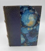 FINE BINDING. 'Lettres de Mon Moulin,' by ALPHONSE DAUDET. Pochoir plates complete. Limited