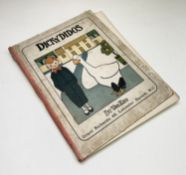 WILL KIDD Dickydidos. The story of two little people and a dog. Cloth-backed boards. Plates in