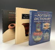 FRANK AND JANET HAMER. 'The Potter's Dictionary of Materials and Techniques.' Fourth edition, orig