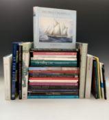 ART INTEREST. Thirty art books including 'Reuben Chappell: Pierhead Painter,' 'No Foreign Lands: