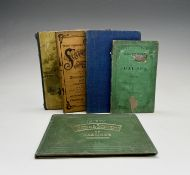 GEO F MUNFORD. Munford's Old-Fashioned Visitors' Guide and Companion. Bright and Bracing Seaton
