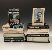 BEATLES, JOHN LENNON INTEREST, various titles and publishers. (18). Condition: please request a