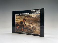 'VALHALLA', THE TRESCO SHIPS' FIGUREHEAD COLLECTION. National Maritime Museum, illusts, orig