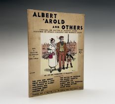 MARRIOTT EDGAR. 'Albert Arold and Others compiled and written by Marriott Edgar. Performed by