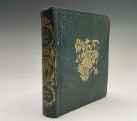AGNES CATLOW. 'Popular Garden Botany: A Familiar and Scientific Description.' 20 hand-coloured
