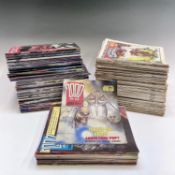 2000AD COMICS. Two large boxes full of approx 800, with some earlier programs 356-585 up to programs