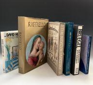 ART INTEREST. 'Raffaello: The Paintings, The Drawings,' unclipped dj, Grange Books, Itay, 1998; '
