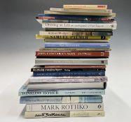 ART INTEREST. Twenty six art books including 'Winslow Homer,' 'Artwork: David Gentleman, 'Mark
