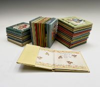 """Father Tuck Little Books. 28 vols, plus 4 in the """"A Pixie Book"""" series. All in dustjackets and in"""