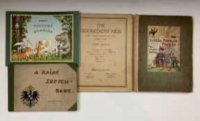 BOZENA NEMCOVA. 'The Disobedient Kids and Other Czecho-Slovak Fairy Tales.' Col and other plates