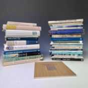 POETRY, various titles and authors along with various other first editions and books. Condition: