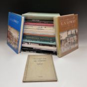 ART INTEREST. 'The paintings of L.S.Lowry Oils and Watercolours,' Signed and inscribed by author