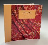 HAZEL BERRIMAN. 'Crysede: The unique textile designs of Alec Walker.' Thirty-six plates of designs