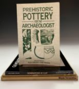 ALEX GIBSON & ANN WOODS. 'Prehistoric Pottery for the Archaeologist.' Orig card covers, second