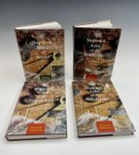 RICHARD & BRIDGET LARN. 'Shipwreck Index of the British Isles.' Original cloth, unclipped dj's, vols