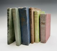 ARTHUR RACKHAM ILLUSTRATIONS. 'The Springtide of Life,' first edition, original cloth, cloth worn
