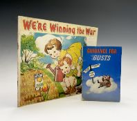 WORLD WAR II RAF PROPAGANDA. Guidance for Gusts. Being a few windy whimsies captured from the