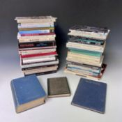 POETRY, various titles and authors on poetry. (Box). Condition: please request a condition report if