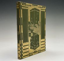 WILLIAM BUTLER YEATS. 'The Tower.' Original cloth gilt, designed by Thomas Sturge Moore, vg