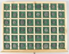 Konvolut 48 antiker römischer Münzen (Kaiserzeit)
