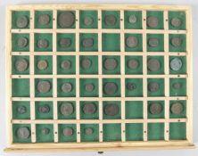 Konvolut 41 antiker römischer Münzen (Kaiserzeit)