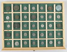 Konvolut 35 antiker römischer Münzen (Kaiserzeit)