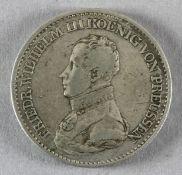 1 Taler, Preußen, 1818 A